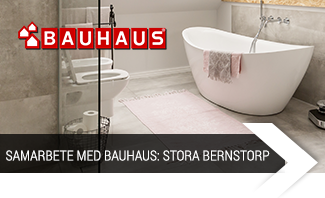 Samarbete med Bauhaus: Stora Bernstorp